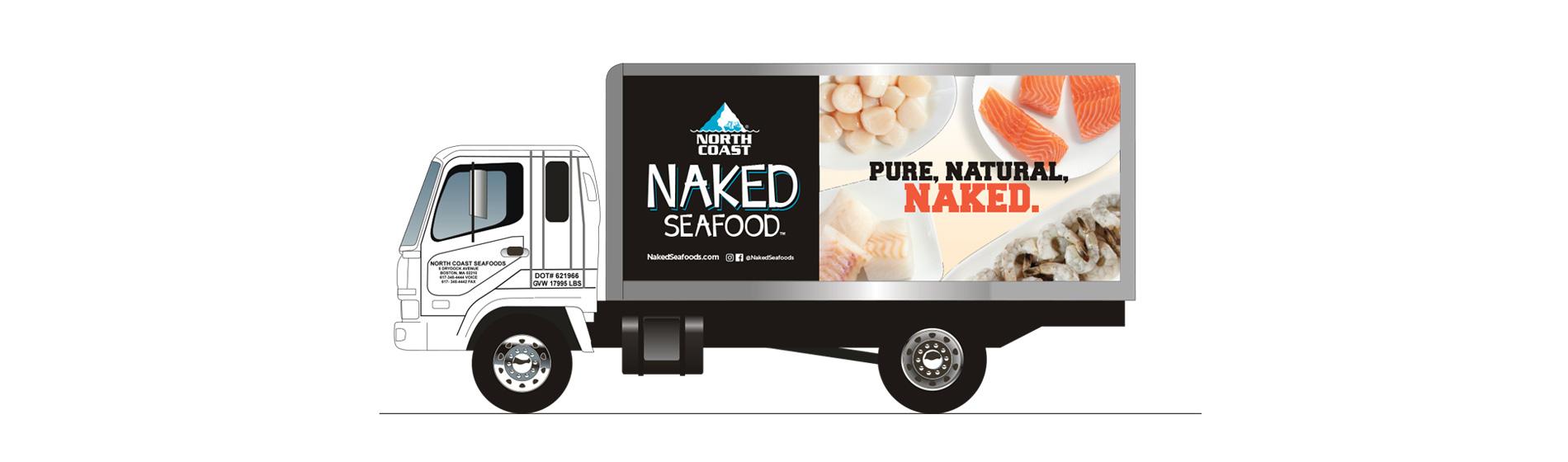 North Coast Naked Truck